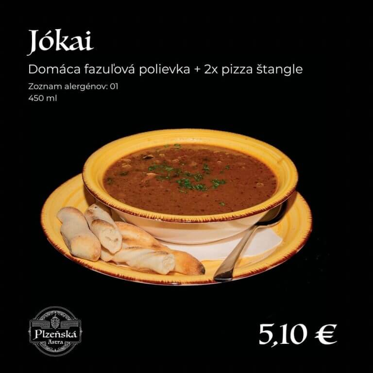 Jókai polievka